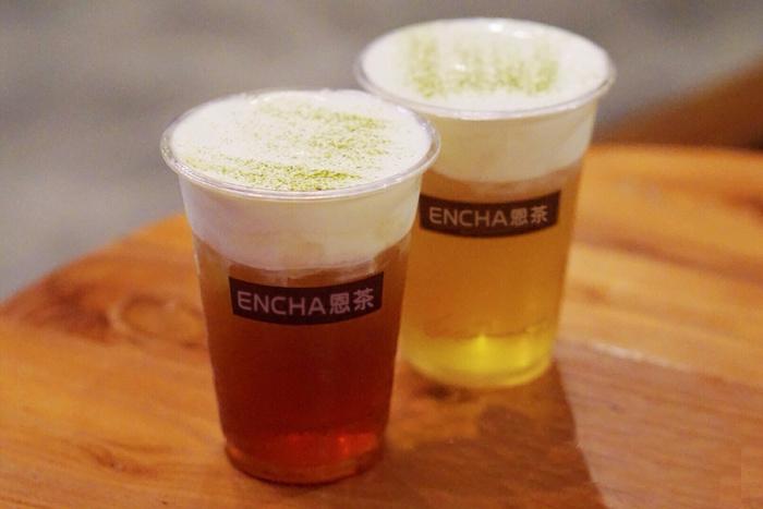 ENCHA恩茶饮品