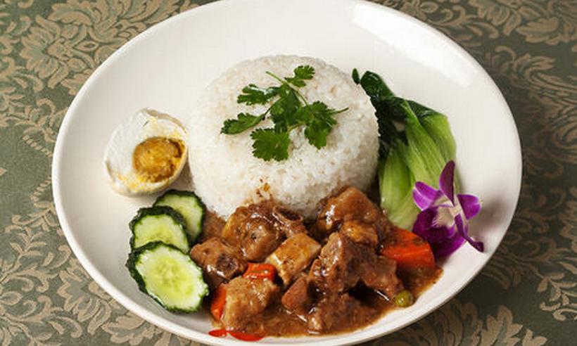 凌轩阁黄焖鸡米饭-单人套餐
