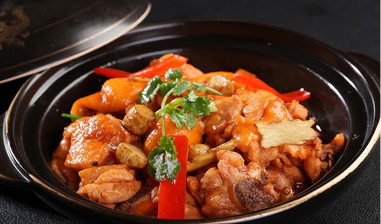 凌轩阁黄焖鸡米饭