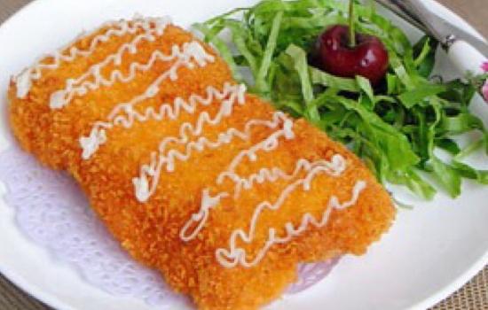 哈尔滨烤鸡排