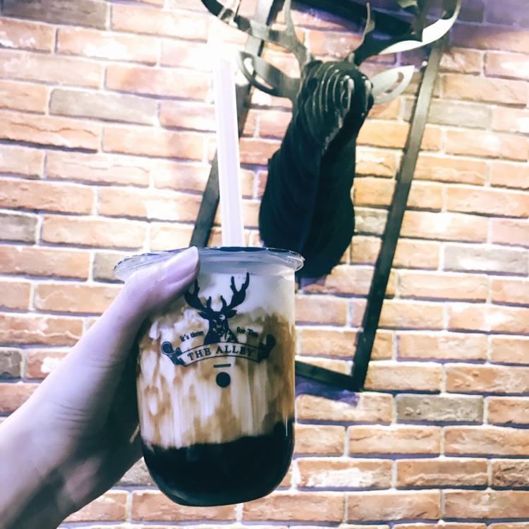 TheAlley鹿角巷奶茶