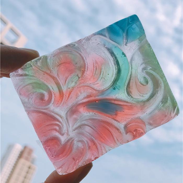 創意產品琉璃手工皂