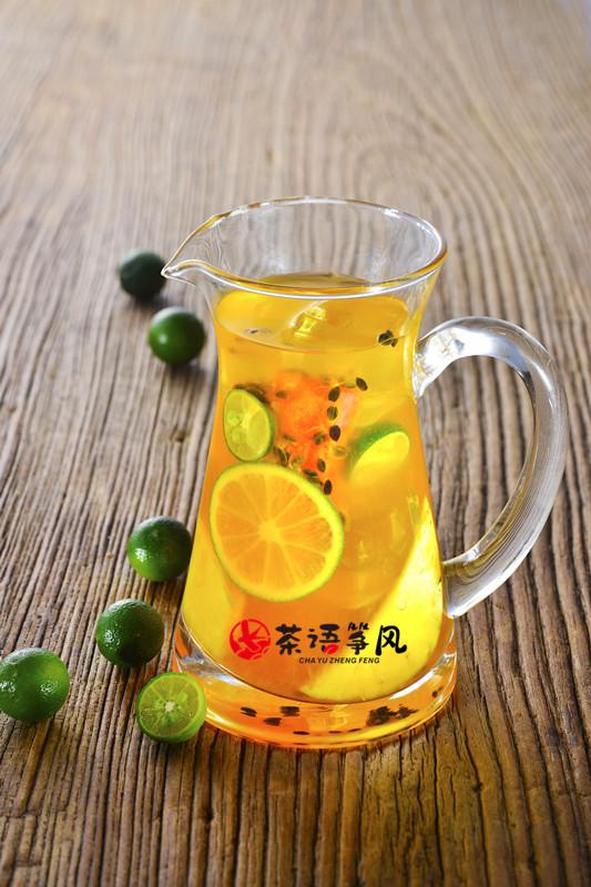 茶语筝风奶茶