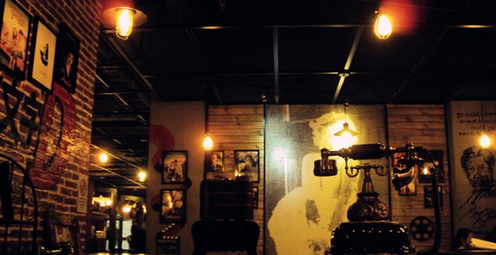电影主题餐厅