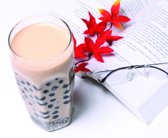 动力杯奶茶