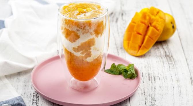 芒果跳跳冰