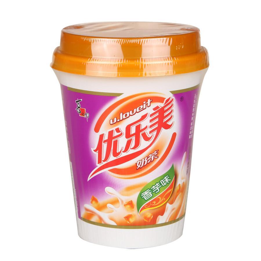 优乐美奶茶