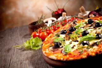 創意DIY披薩