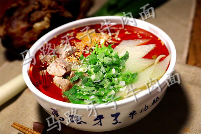 中国兰州牛肉面加盟排行榜