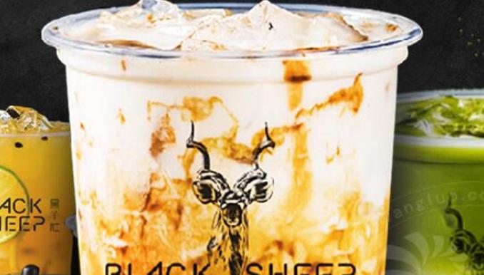 黑羊社奶茶加盟_1