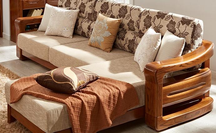 实木家具客厅沙发