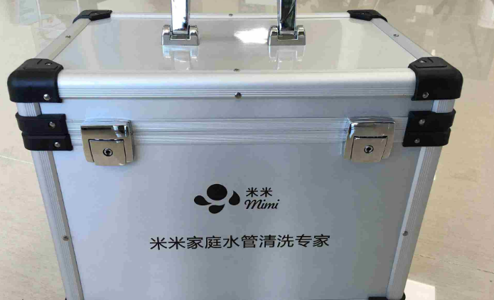 米米家庭水管清洗加盟_3