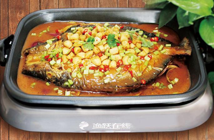 绝代双椒烤鱼