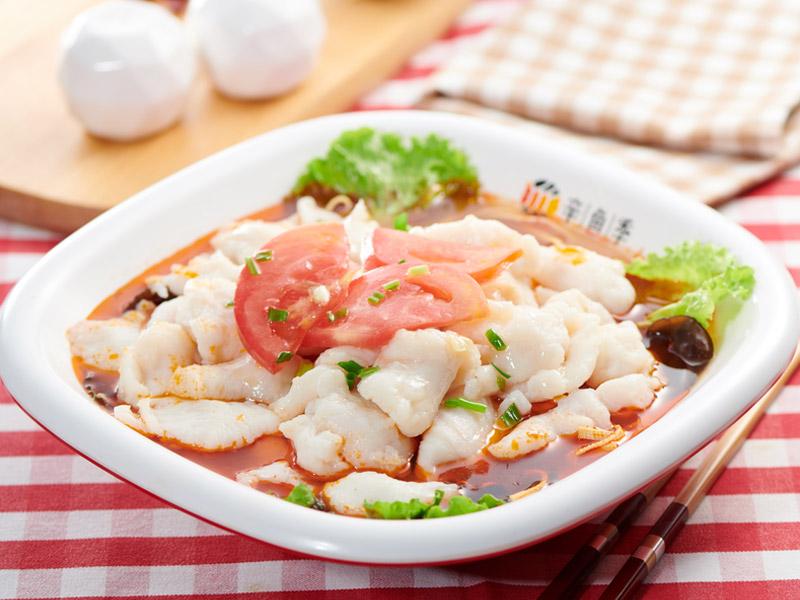 辛鱼季酸菜鱼