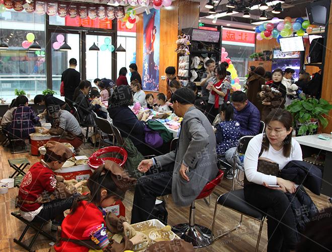 時指間:開一家陶藝店需要多少錢?_3