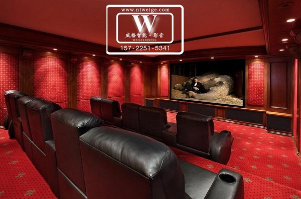 家庭影院设计与装修打造你心中的完美影院