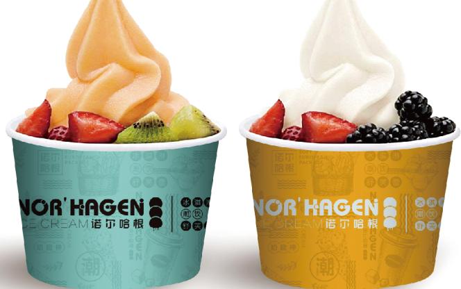 诺尔哈根冰淇淋加盟_5