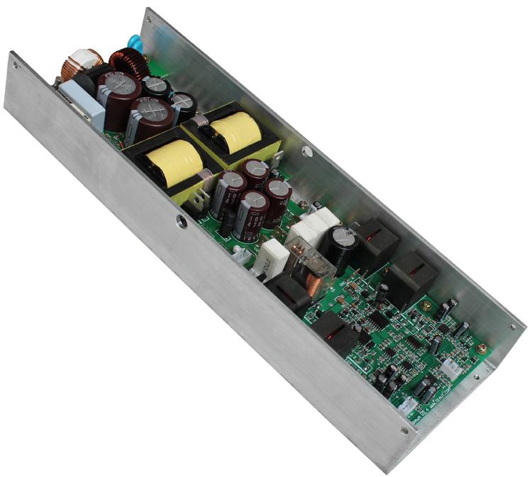 电声警报器专用D类数字功放DJ1000,1000W,防空防灾驱散车船通信