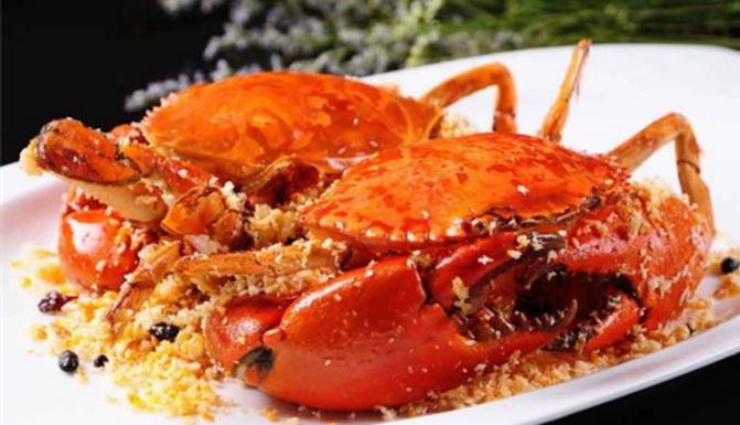 海塘海鲜活龙虾