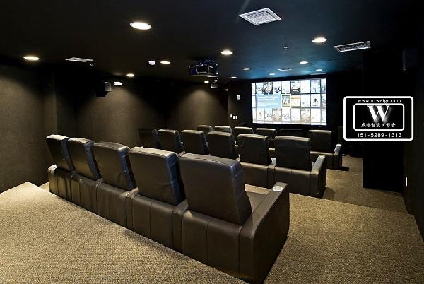 别墅家庭影院设计要点,这样设计别墅家庭影院才有效果_2