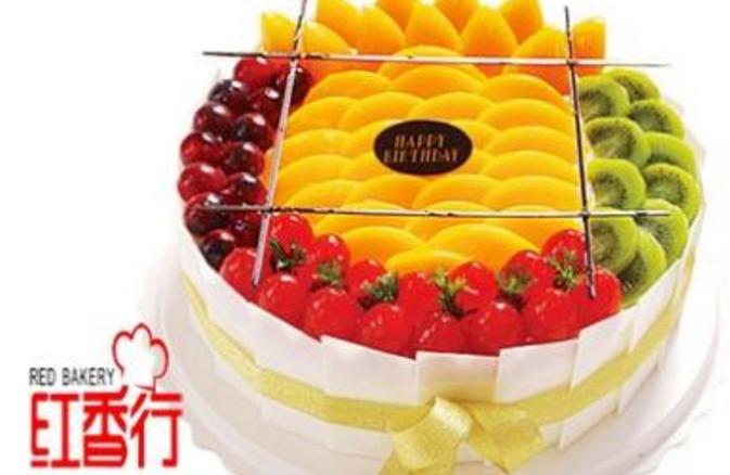 红香行甜品加盟_3