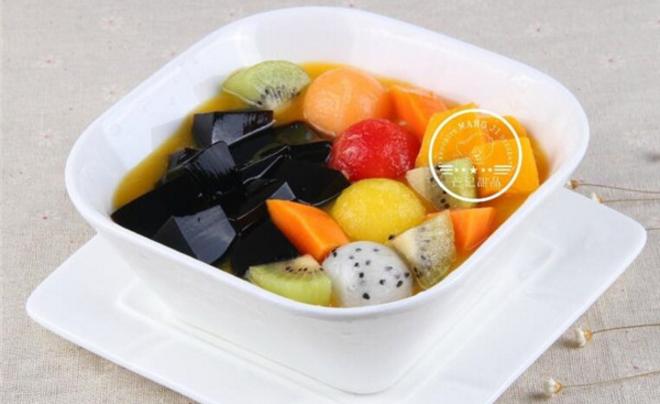 芒记港式甜品加盟_1