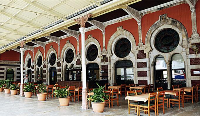 旧车站咖啡加盟_4