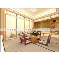 华艺和室榻榻米-日式家装设计