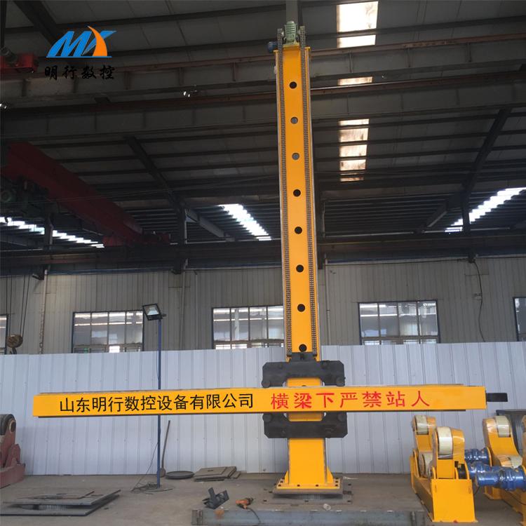 操作机价格各种型号焊接十字架滚轮架变位机信誉保证