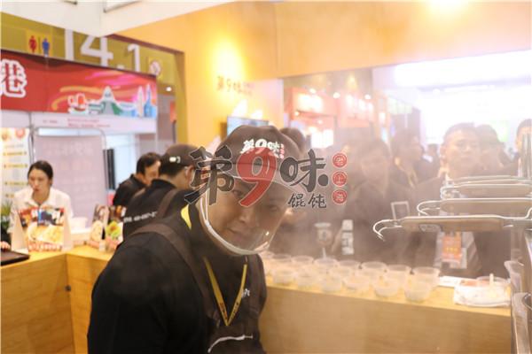 谁还在说餐饮创业就一定要懂技术?选择第9味老上海馄饨零经验也能成功创业_1