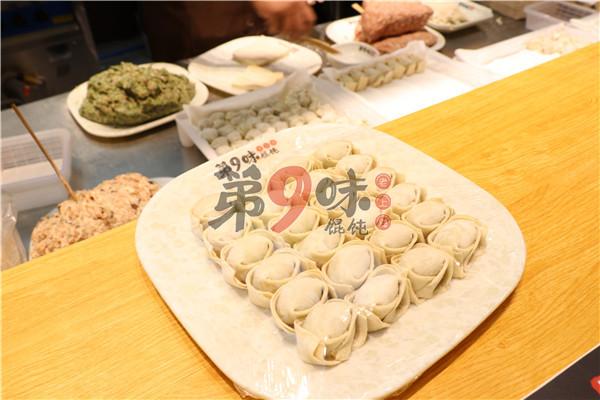 谁还在说餐饮创业就一定要懂技术?选择第9味老上海馄饨零经验也能成功创业_3
