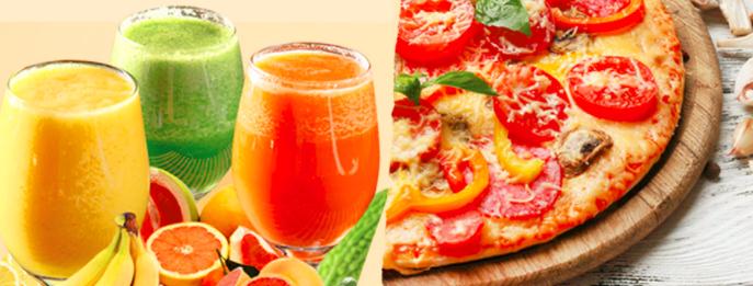 哚拉披萨创意餐饮掀起创业潮流,现烤现卖。(图)_1
