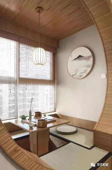 106㎡的现代日式3房,客厅漂亮,很特别!(图)_6