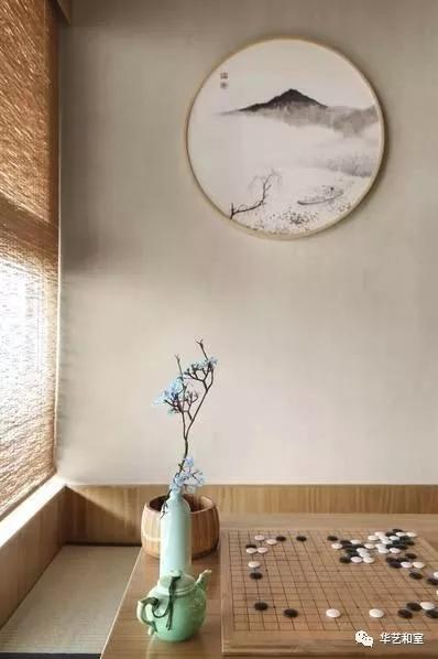 106㎡的现代日式3房,客厅漂亮,很特别!(图)_7