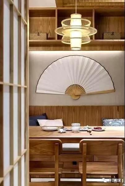 106㎡的现代日式3房,客厅漂亮,很特别!(图)_9