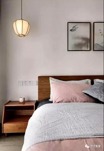 106㎡的现代日式3房,客厅漂亮,很特别!(图)_13