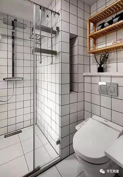 106㎡的现代日式3房,客厅漂亮,很特别!(图)_16