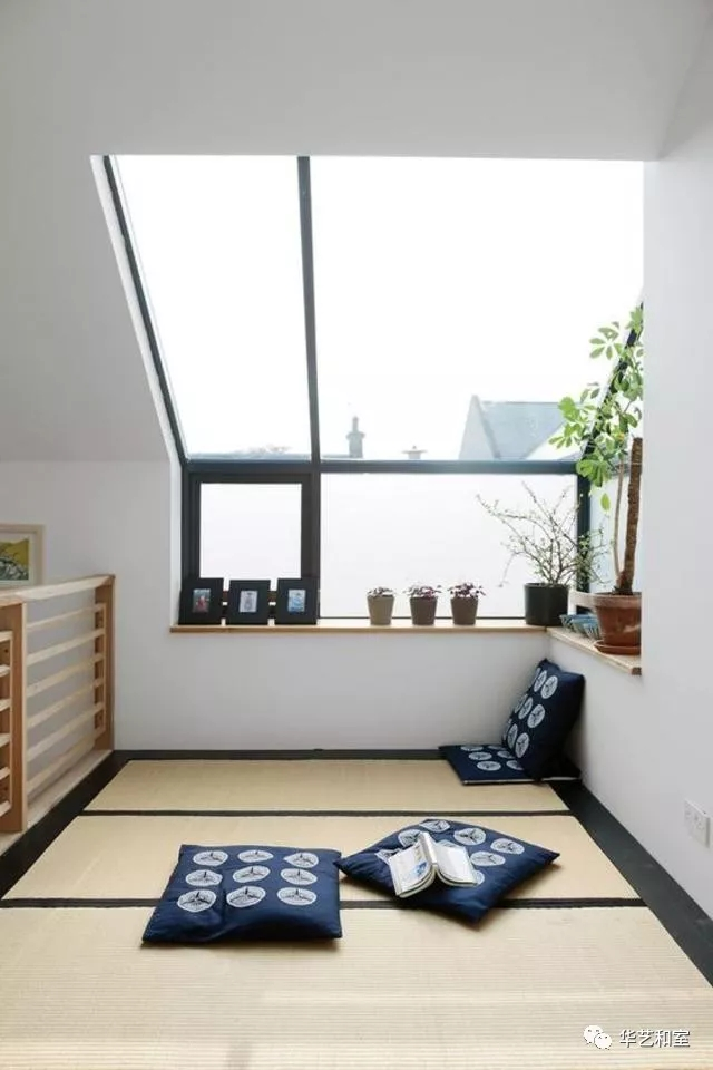 和室榻榻米哲学,轻松打造简易和风空间(图)_3