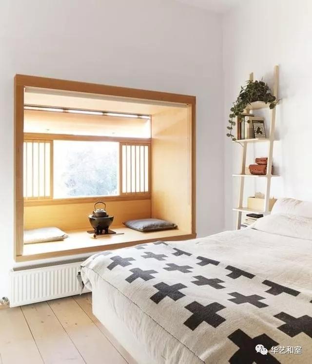 和室榻榻米哲学,轻松打造简易和风空间(图)_4