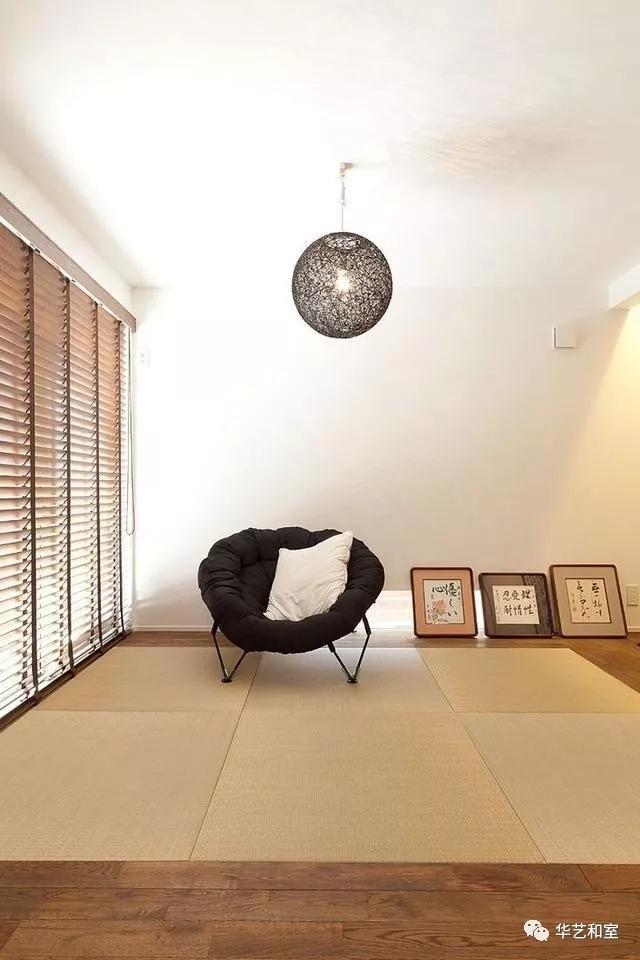 和室榻榻米哲学,轻松打造简易和风空间(图)_5
