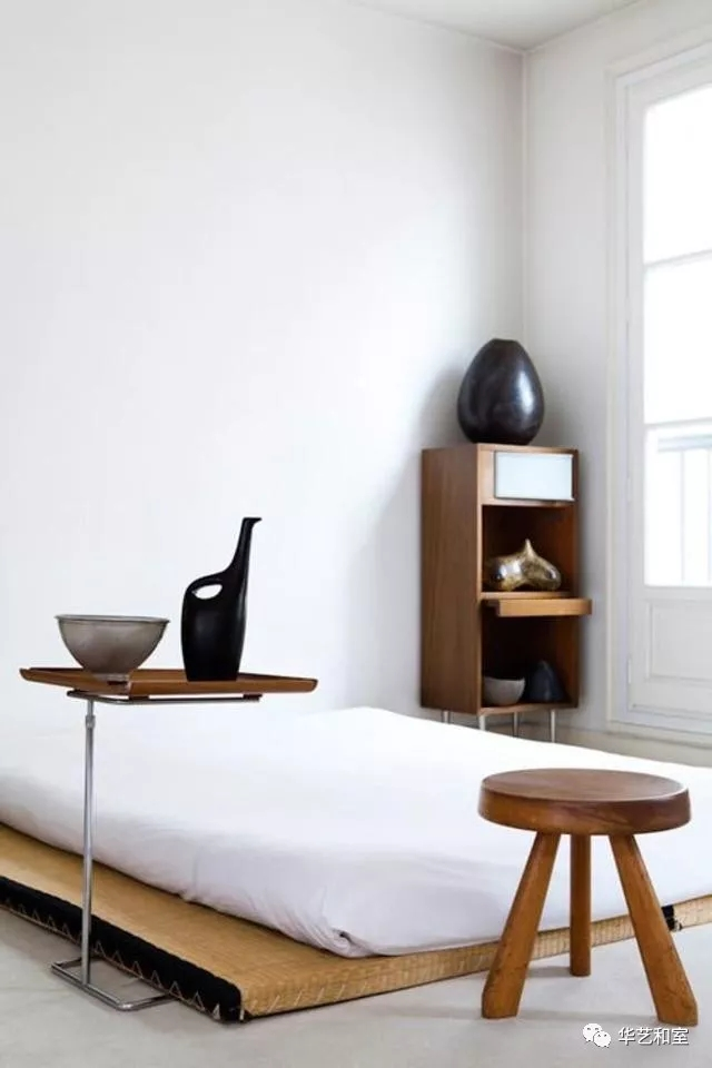 和室榻榻米哲学,轻松打造简易和风空间(图)_7