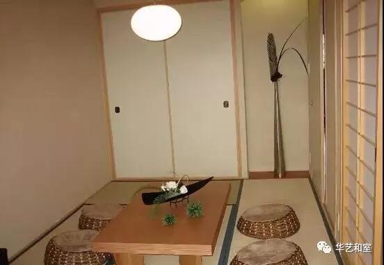 为家添了一份雅致与古朴日式风格榻榻米设计(图)_3