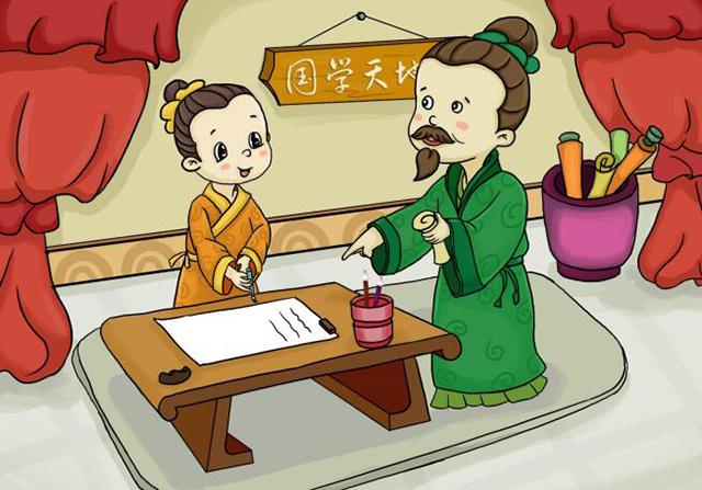 国学之美浸润童年聚能少年国士堂国学课程开课啦(图)_3
