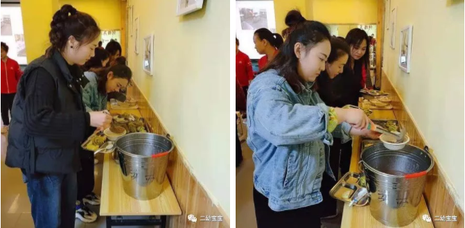 践行露荷STAR教育理念商丘市梁园区第二幼儿园品餐会备受好评_5