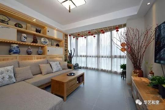 120㎡日式风格家装,这才是日式榻榻米和卫生间分离设计的精髓!(图)_3