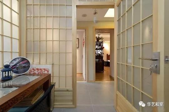 120㎡日式风格家装,这才是日式榻榻米和卫生间分离设计的精髓!(图)_6