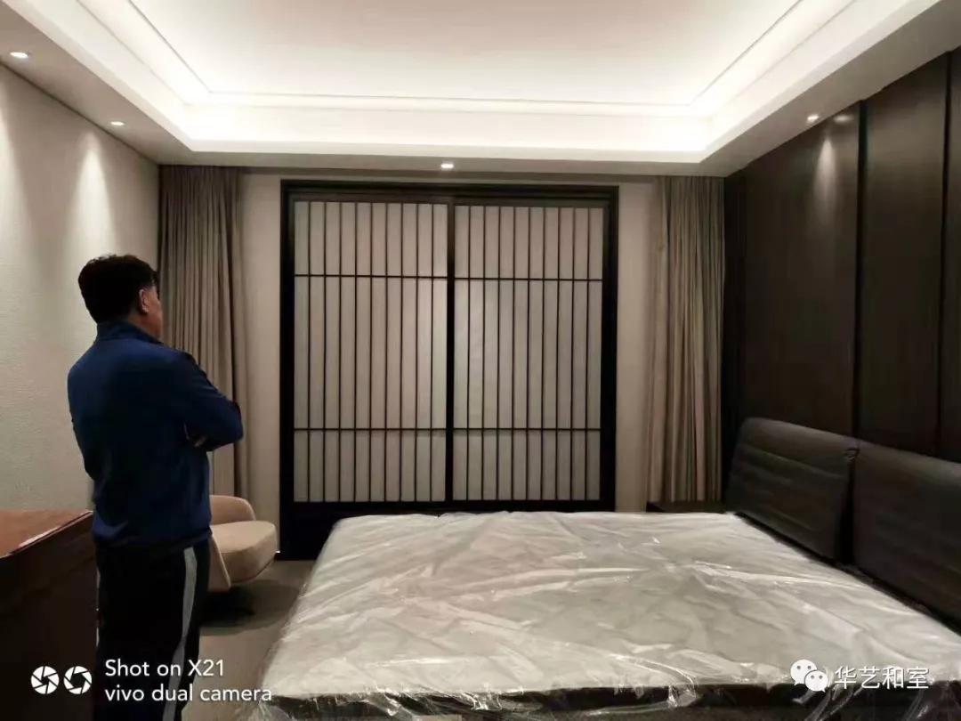 【華藝和室】客户家安装安装案例。(图)_1