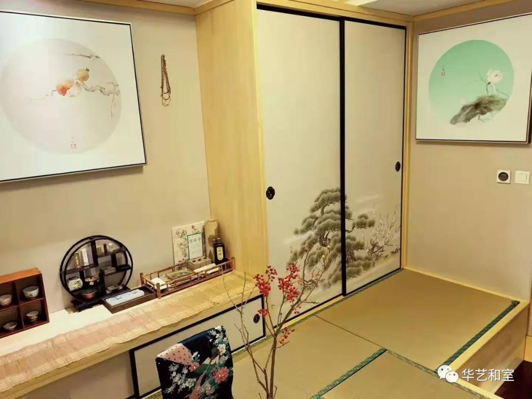 【華藝和室】客户家安装安装案例。(图)_9