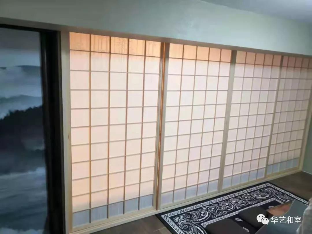 【華藝和室】客户家安装安装案例。(图)_11