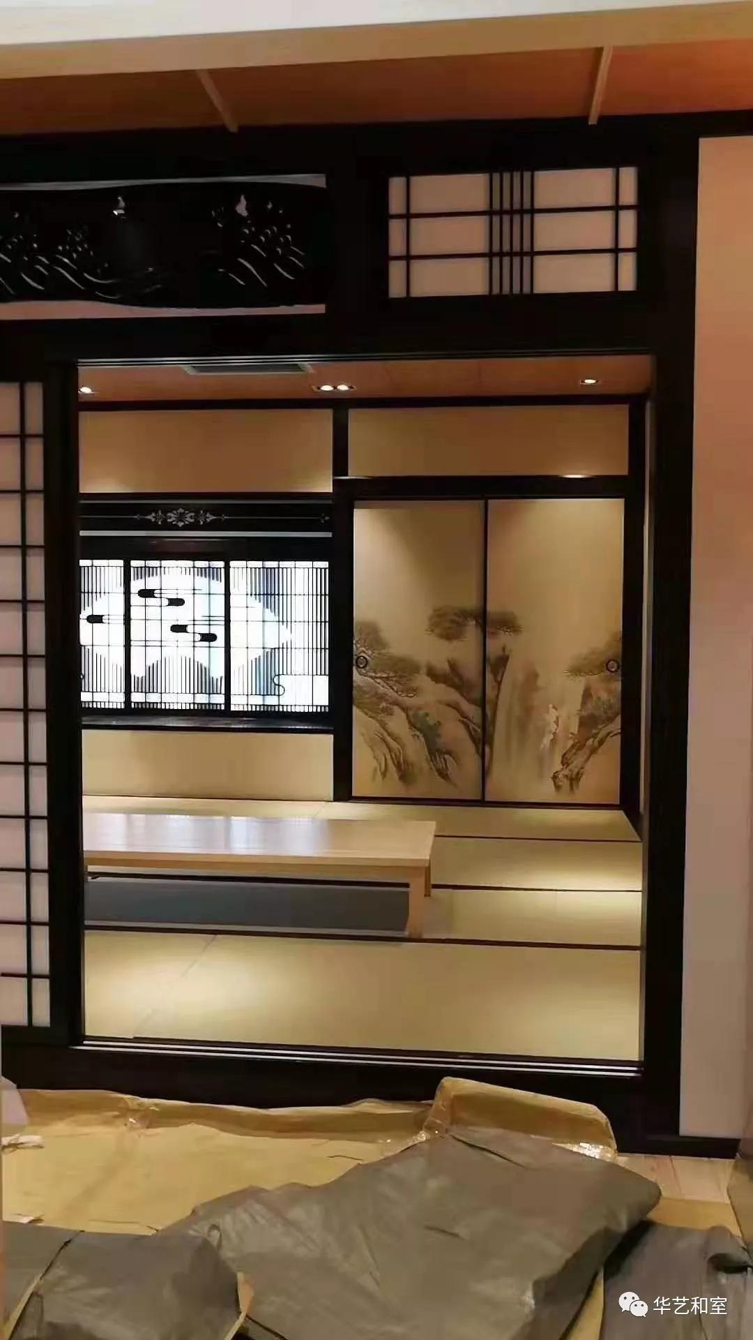 【華藝和室】客户家安装安装案例。(图)_14